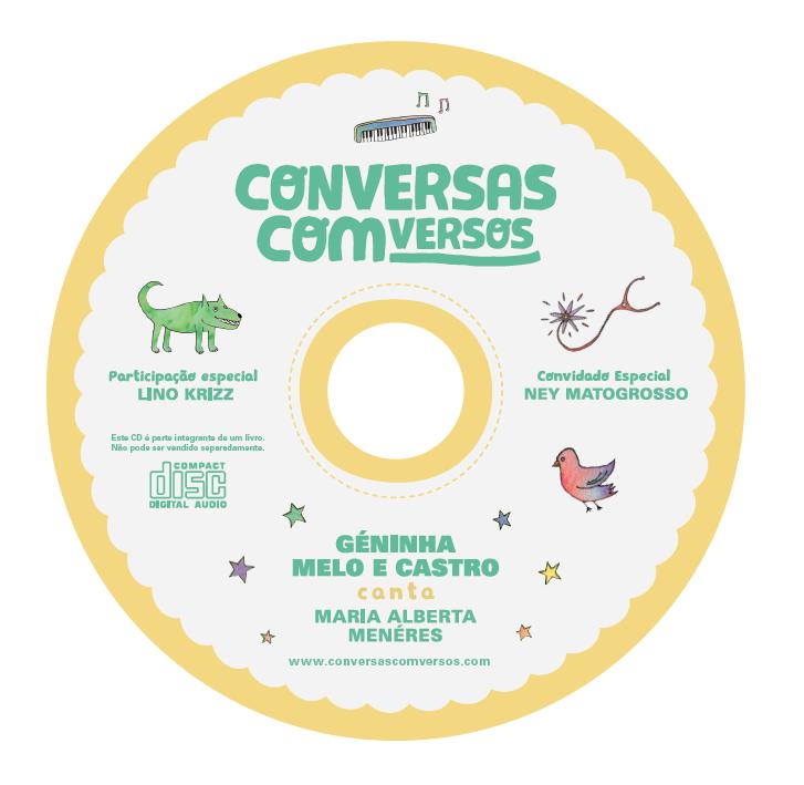 foto CD normal Conversas